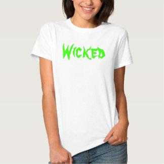 Shirt: Ladies Wicked t-shirt