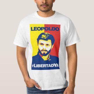 Shirt Leopoldo Lopez #LibertadYA Horseman