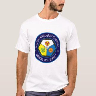 SHIRT-Medical Test Subject.ai T-Shirt