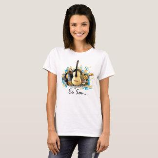 shirt music femenina art