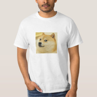 SHIRT OF DOGE FOR THE WIN