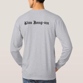 Shirt of North Korea.