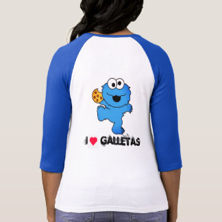 shirt of the monster eats cakes