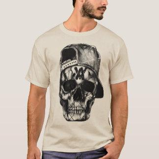 shirt skull art