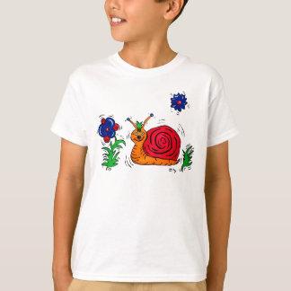 Shirt snail 2