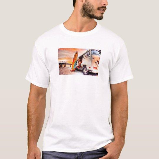 Shirt t-shirt zephyr