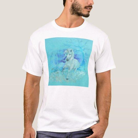 "Shirt - Unicorn ""Winter Run"""
