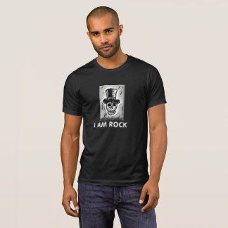 Shirt with skull