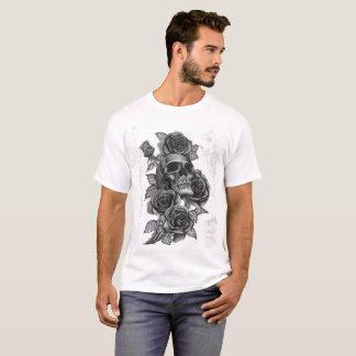 Shirt with skull print