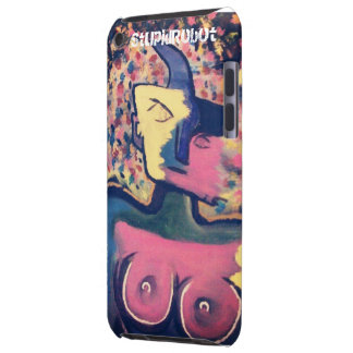 Shirtless Robot iPod Touch Case