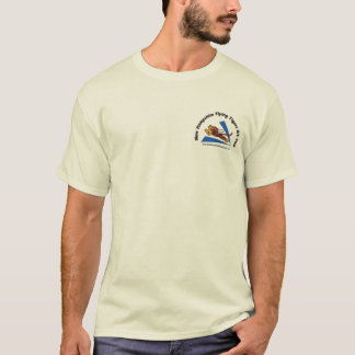 Shirts, light-color, with NH Flying Tigers logo T-Shirt