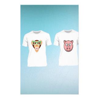 Shirts Stationery