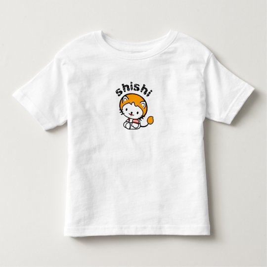Shishi Japanese Lion Toddler T-shirt