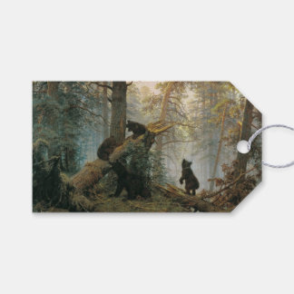 Shiskin's Forest custom gift tags