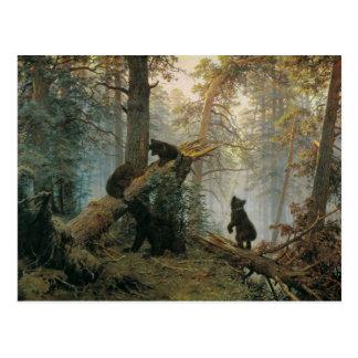 Shiskin's Forest postcard