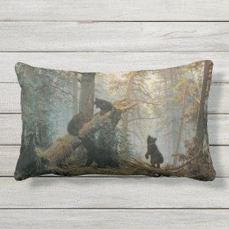 Shiskin's Forest throw pillow