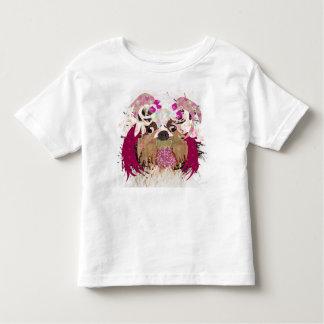 Shitzu mania toddler t-shirt