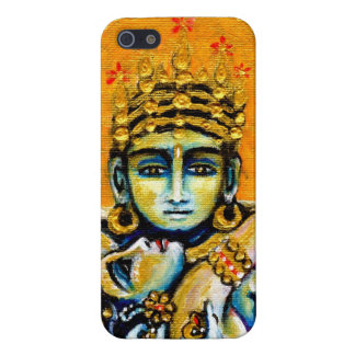 Shiva and Shakti Iphone 5 Case