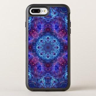 Shiva Blue Mandala OtterBox Symmetry iPhone 7 Plus Case