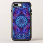 Shiva Blue Mandala OtterBox Symmetry iPhone 8 Plus/7 Plus Case