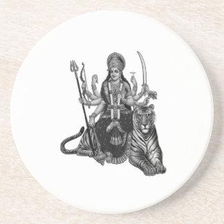 Shiva Goddess Coaster