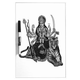 Shiva Goddess Dry Erase Board