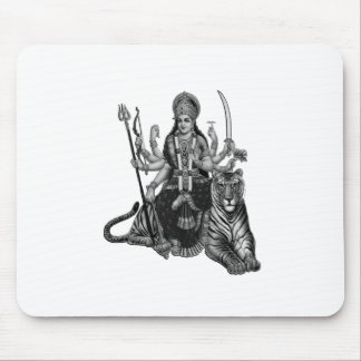 Shiva Goddess Mouse Pad