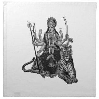 Shiva Goddess Napkin
