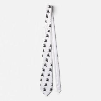 Shiva Goddess Tie