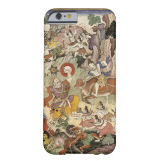 Shiva killing the Demon Andhaka, c.1585-90 Barely There iPhone 6 Case