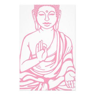 Shiva Let it go Customized Stationery