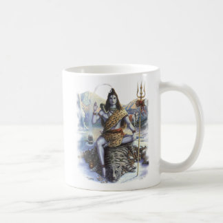 Shiva Mahadeva Coffee Mug