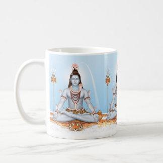 Shiva Meditation Mug