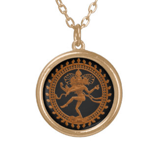 Shiva Nataraja Necklace