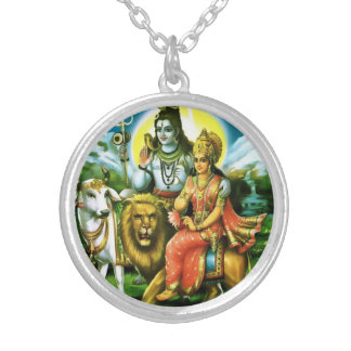 Shiva & Parvati Necklace