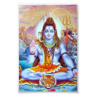 "Shiva Print (4"" x 6"") - Version 1 Photographic Print"