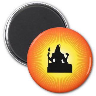 Shiva - The Indian God Magnet