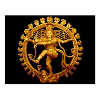 Shiva's Dance Postcard
