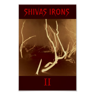 shivas irons poster II