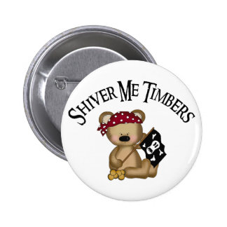 Shiver Me Timbers Buttons