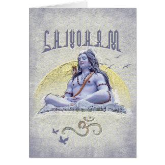 SHIVOHAM - Greeting Card