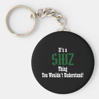 Shiz Keychain
