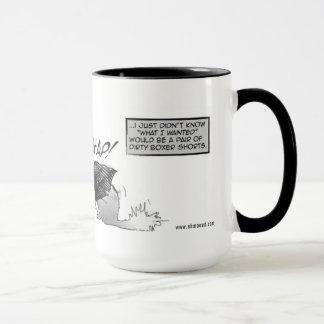 Shmooed: What I Wanted Mug