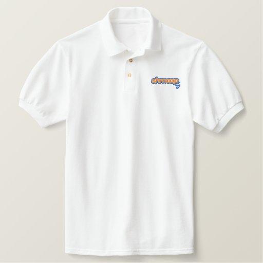 Shmoop Logo Embroidered Polo Shirt