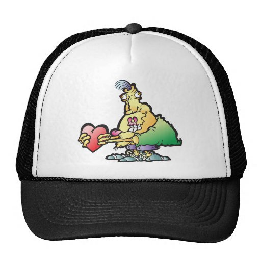 shnoockums-wookums mesh hat