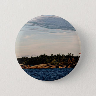 Shoal Island  from St Joseph 2 Inch Round Button