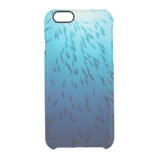Shoal of fishes clear iPhone 6/6S case