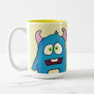 Shock and Awe monsters, mug