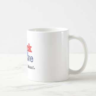Shock & Awe Coffee Mug