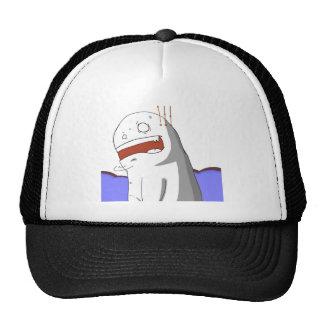 shock Niap funny trucker cap Hats
